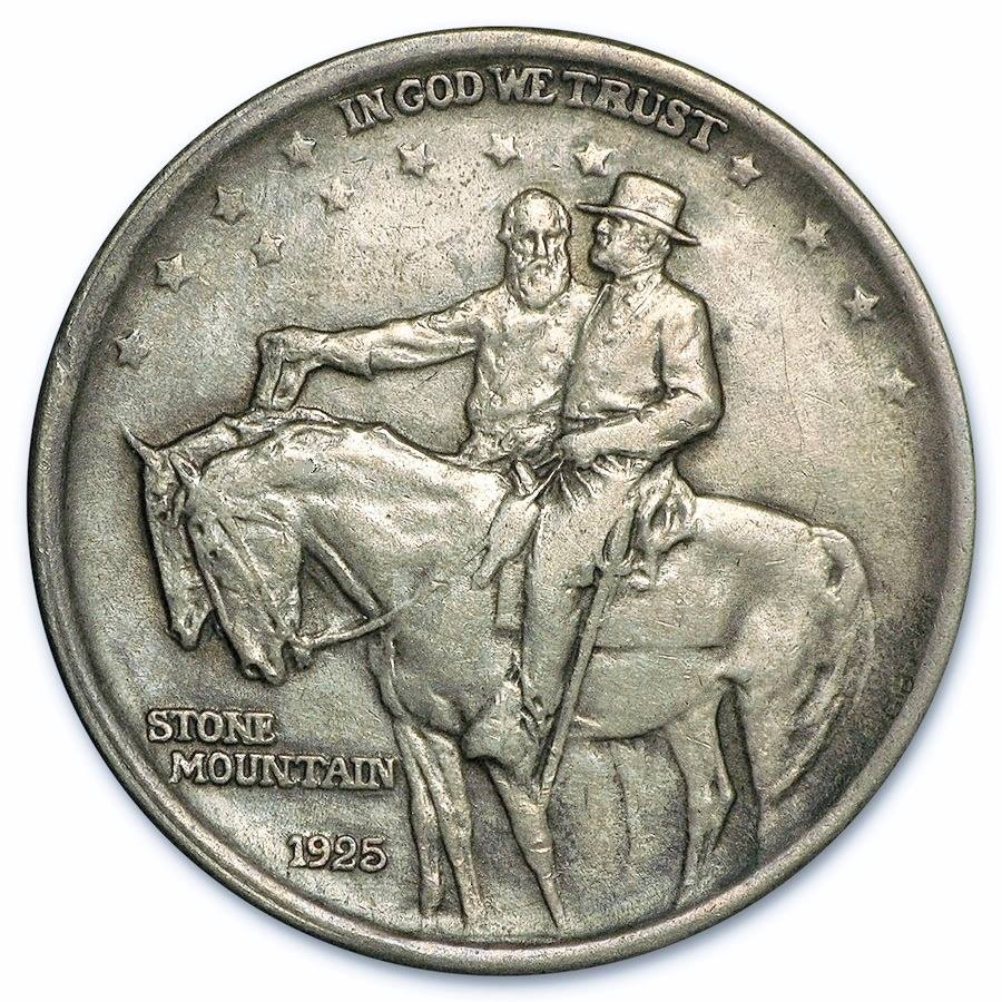 United States Confederate Soldier Memorial Coin - Front